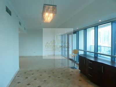 فلیٹ 3 غرف نوم للبيع في دبي مارينا، دبي - Beautifully Upgraded 3br+M | Marina View