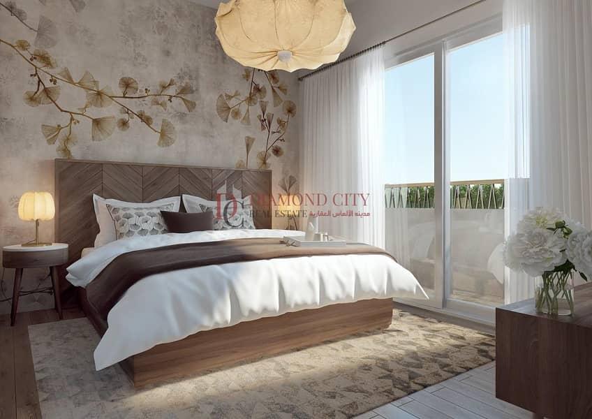 1 bedroom maryam island tourist resort sharjah