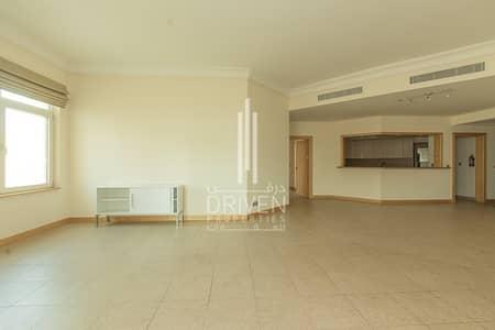شقة 3 غرفة نوم للبيع في نخلة جميرا، دبي - Best Layout 3 Bedroom Unit | Palm Jumeirah