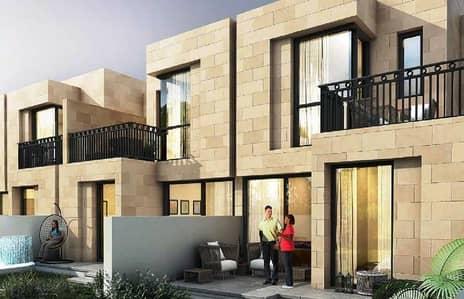 فیلا 3 غرفة نوم للبيع في أكويا أكسجين، دبي - BIGGER PLOT| END UNIT | NEGOTIABLE PRICE