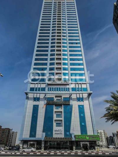 4 Bedroom Flat for Rent in Al Khan, Sharjah - 4 BHK AL SAADA TOWER AL KHAN