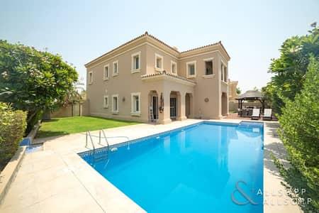 فیلا 5 غرفة نوم للبيع في المرابع العربية، دبي - Exclusive | Swimming Pool | 5 Bedrooms