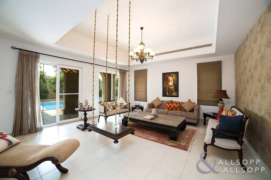 2 Exclusive | Swimming Pool | 5 Bedrooms