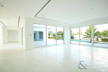 4 Bedroom Villa for Sale in Al Barari, Dubai - Four Bedrooms | Type A2 | Private Pool l