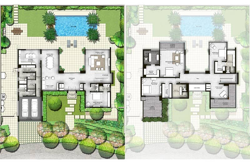 10 Four Bed | Type A1 | Large Plot | Vacant