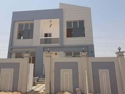 فیلا 5 غرفة نوم للبيع في الياسمين، عجمان - فيلا للبيع بمنطقة الياسمين تملك حر لجميع الجنسيات تشطيبات سوبر ديلوكس مع امكانية التمويل البنكى