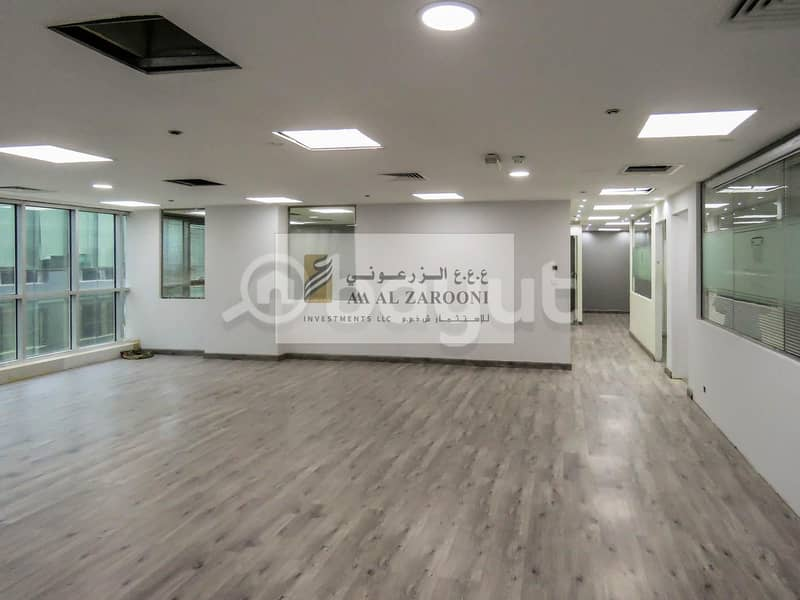 8 Fitted Office in Al Barsha 1 Prime Location