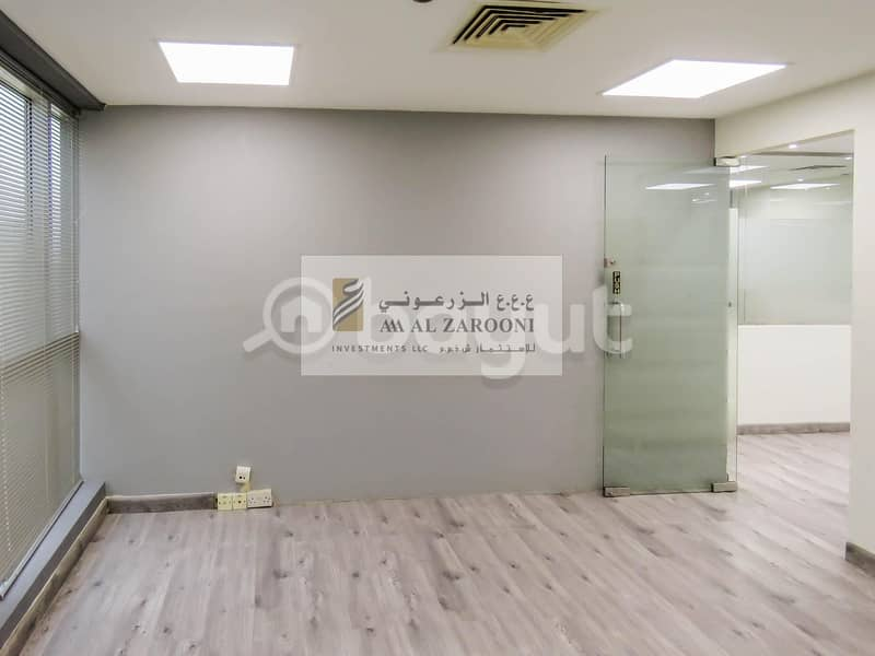 2 Fitted Office in Al Barsha 1 Prime Location