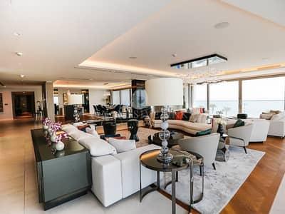 بنتهاوس 4 غرفة نوم للبيع في نخلة جميرا، دبي - Best Penthouse Address on Palm Jumeirah!