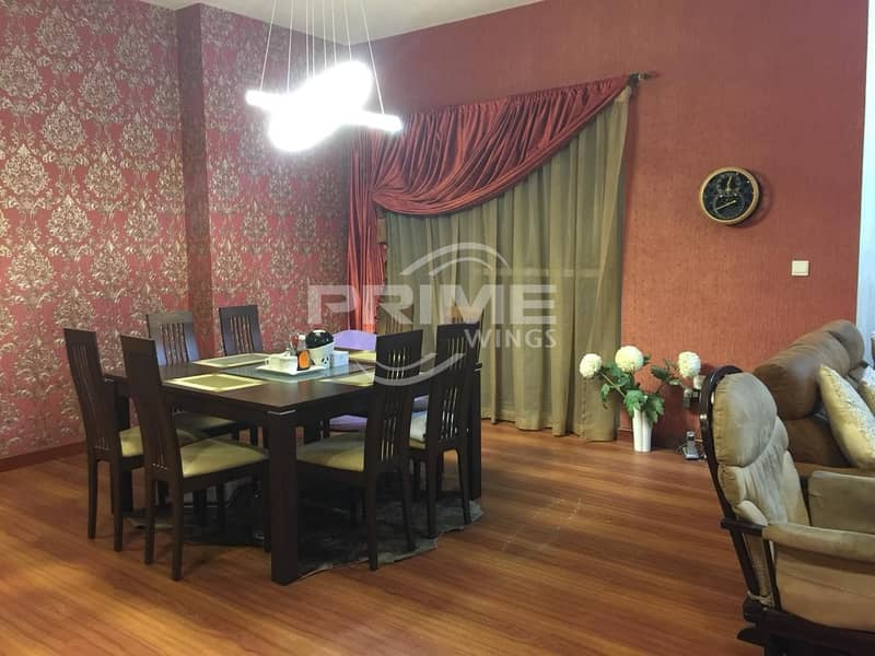 3Bedroom + maids VOT in Executive Tower B