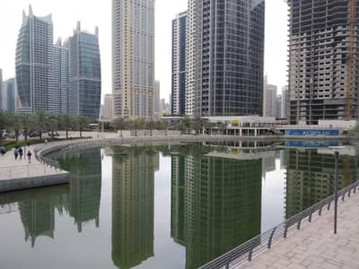 1 Bedroom Flat for Rent in Jumeirah Lake Towers (JLT), Dubai - JLT ready to move in Vacant 1 bedroom with pool and garden view Rent 54000/-