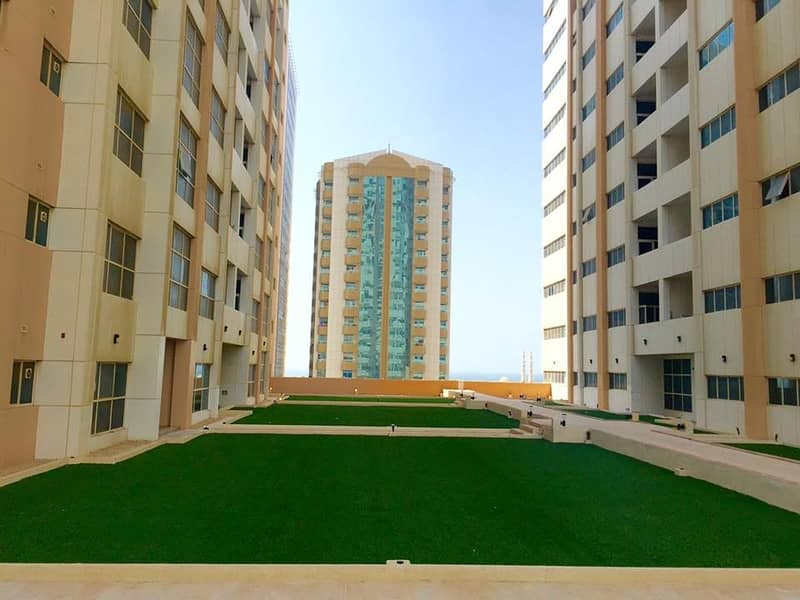 10% discount in ajman one towers & pay down payment 5% & move in