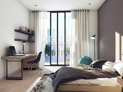 Studio unit 10% guaranteed return fully furnish great location