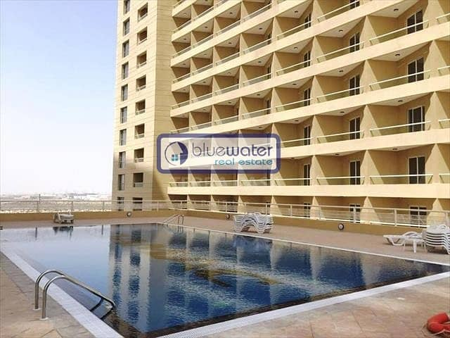 LARGE 1BHK FOR SALE- LAKESIDE TOWER IMPZ