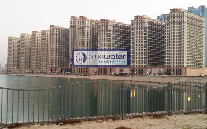 2 LARGE 1BHK FOR SALE- LAKESIDE TOWER IMPZ