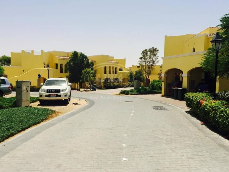 Urgent For Rent Al Waha 2 Bedroom Villa in Dubai Land ( Only First Floor )