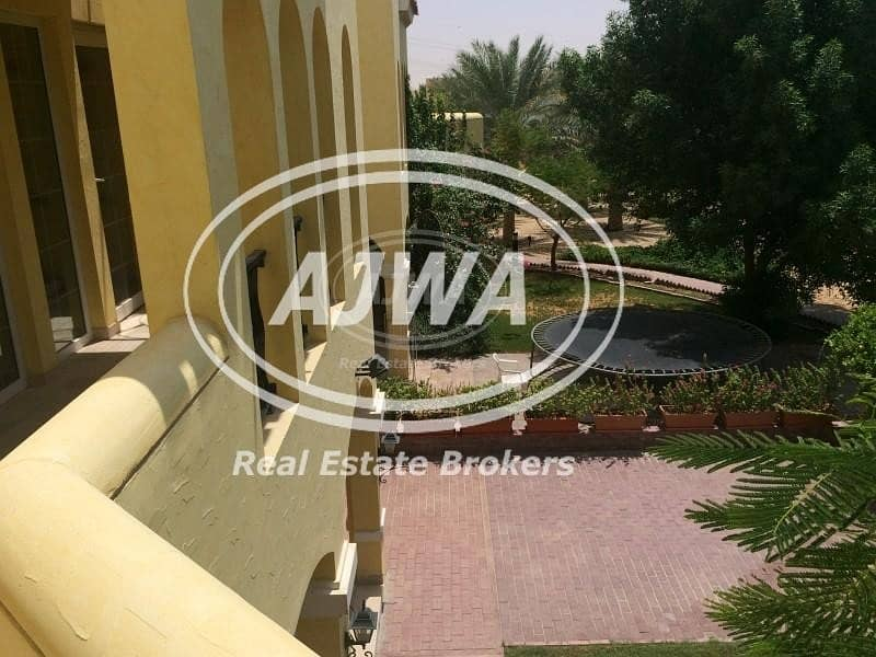 11 Al Waha - 2 Bedroom Villa in Dubai Land ( First Floor ) Rented 115K