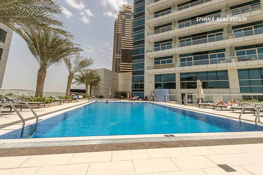2 Bright Apartment | Partial Sea View | Chiller Free