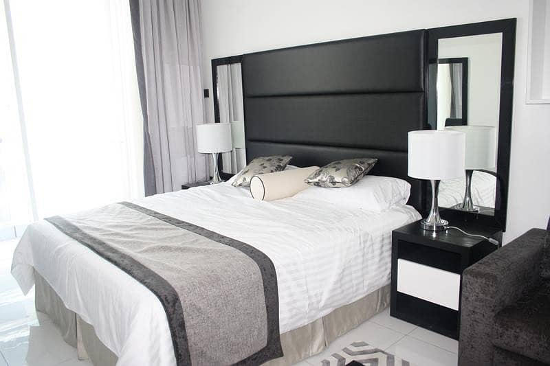 Cozy Furnished Studio in Sports City