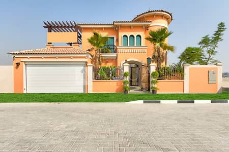 5 Bedroom Villa for Sale in Al Furjan, Dubai - State-of-the-Arts Mansion | With Majilis