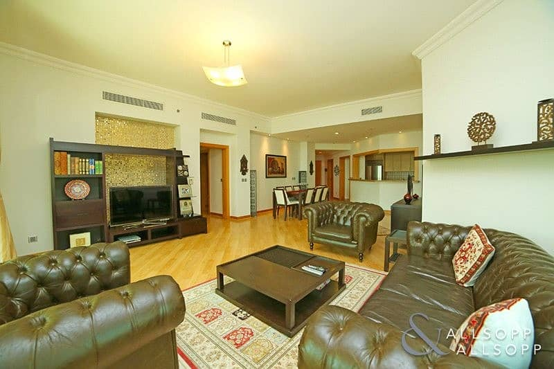 2 Exclusive | Upgraded | 3 Beds | Burj View