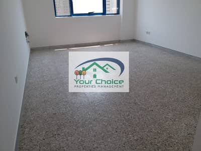 1 Bedroom Apartment for Rent in Tourist Club Area (TCA), Abu Dhabi - Bright and Spacious 1 Bedroom  with Balcony for 45