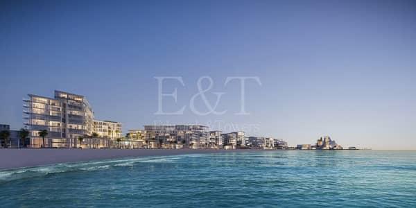 2 Bedroom Apartment for Sale in Saadiyat Island, Abu Dhabi - UpScale 2B+M Beach Community Ready Soon