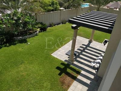 فیلا 5 غرفة نوم للبيع في جزيرة السعديات، أبوظبي - Fantastic Family Home With Rare *Huge Garden*