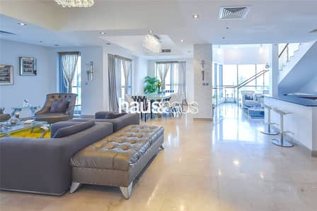 5 Bedroom Penthouse for Rent in Dubai Marina, Dubai - Bay Central | Penthouse | Available 29th September
