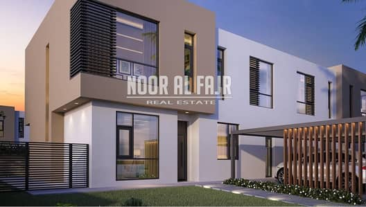 2 Bedroom Townhouse for Sale in Al Tai, Sharjah - Own the Luxurious Townhouse in Sharjah for a very affordable price