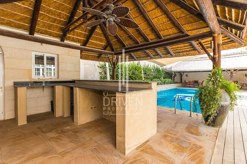 22 Vacant Stunning 7BR Villa | Private Pool