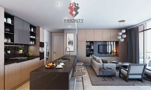 2 Bedroom Apartment for Sale in Downtown Dubai, Dubai - Sophisticated 2 Bedroom|Semi Furnished
