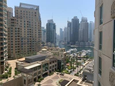 فلیٹ 1 غرفة نوم للايجار في دبي مارينا، دبي - Superb Apartment