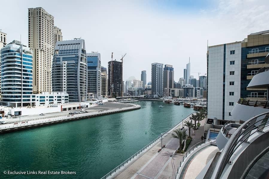 10 Huge 3 bedroom to rent in Al Husn Dubai Marina