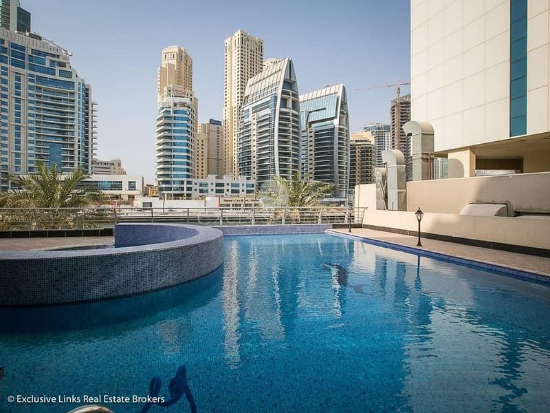 10 Spacious 2 bedroom Apartment Dubai Marina