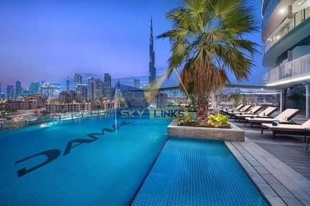 1 Bedroom Hotel Apartment for Rent in Downtown Dubai, Dubai - Burj Khalifa Fountain View Luxurious 1 Bedroom For Rent