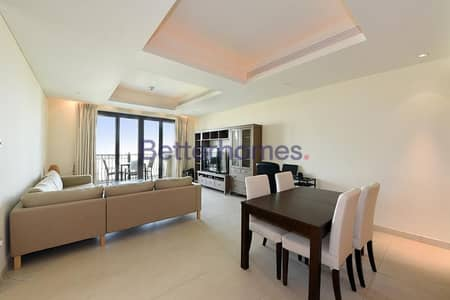 One Bedroom Perfect View in St Regis Apartment