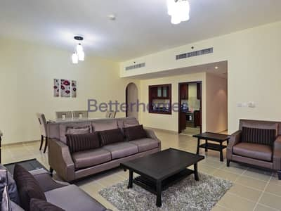شقة 2 غرفة نوم للبيع في مساكن شاطئ جميرا (JBR)، دبي - Rented Good ROI|Serious Seller|Spacious