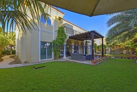 فیلا 5 غرفة نوم للبيع في جرين كوميونيتي، دبي - Vacant On Transfer   Maids Room   Garden