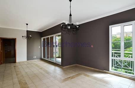 فلیٹ 2 غرفة نوم للايجار في جرين كوميونيتي، دبي - Exclusive | Unfurnished | Vacant | Balcony