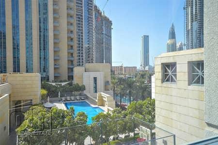 فلیٹ 2 غرفة نوم للبيع في وسط مدينة دبي، دبي - Stunning 2 bedroom in Claren Tower 1