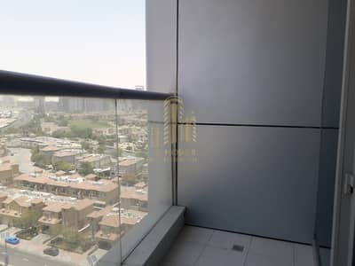 Vacant 1-BR  Cricket Tower Sport City