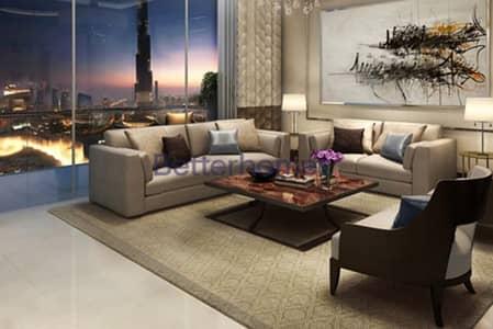 شقة 2 غرفة نوم للبيع في وسط مدينة دبي، دبي - Full Fountain & Burj View | Oct hand over