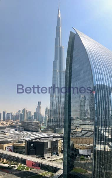 Serious Offers Accepted | Full Burj view