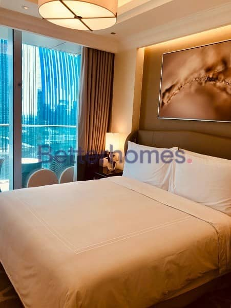 2 Serious Offers Accepted | Full Burj view