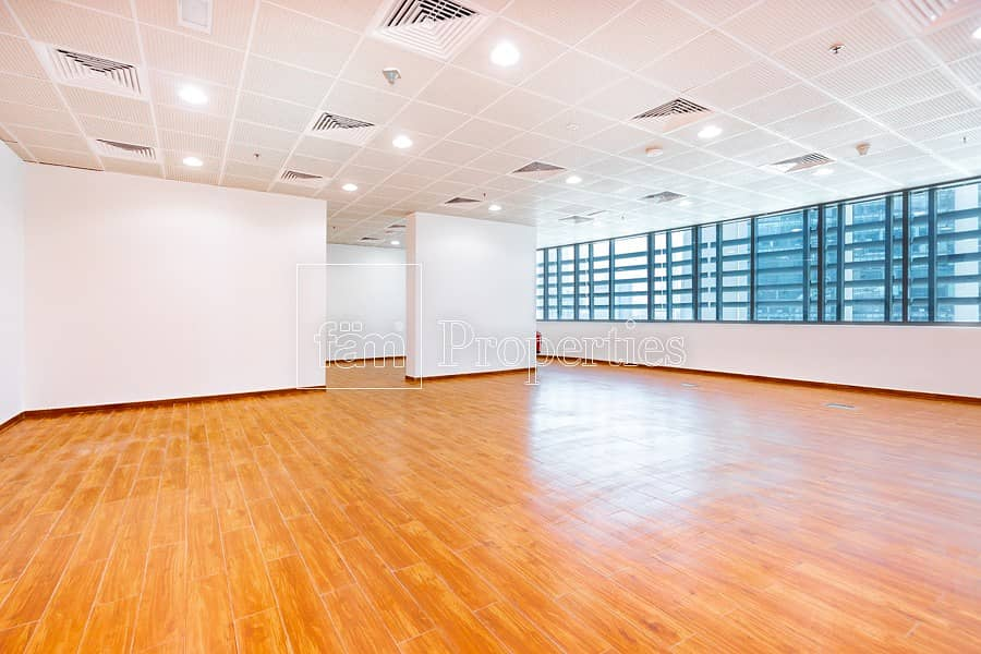 2 Fully fitted office space in park towers