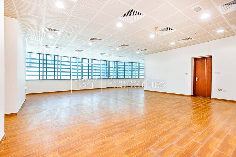 16 Fully fitted office space in park towers