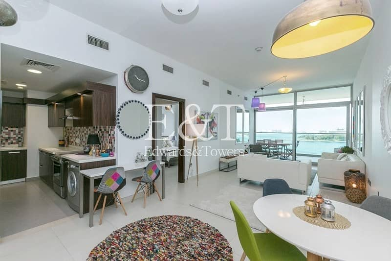 2 Full Sea View | Vacant on Transfer | PJ