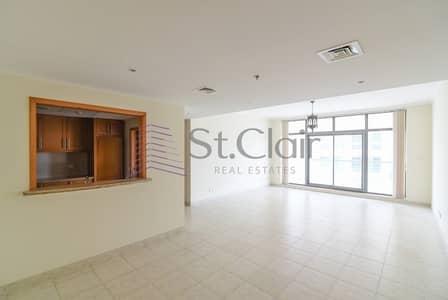شقة 3 غرفة نوم للايجار في ذا فيوز، دبي - Well-Maintained 3BR w/ Balcony | Full Golf View