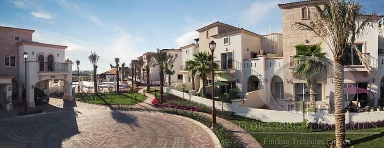 فیلا 3 غرفة نوم للبيع في جميرا جولف إستيت، دبي - Full golf view|4years post handover plan|Ready |